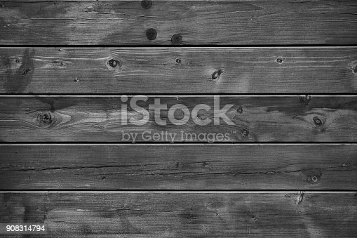 470521655istockphoto Black and white wood texture background 908314794
