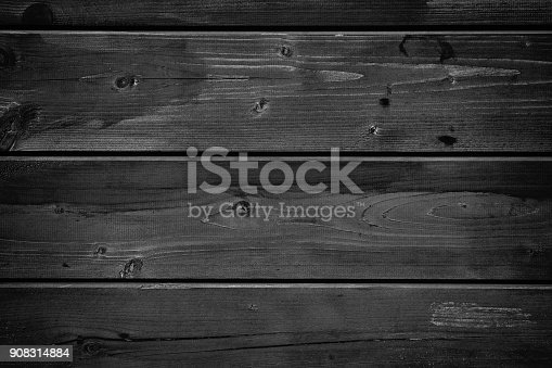 470521655istockphoto Black and white wood texture background 908314884