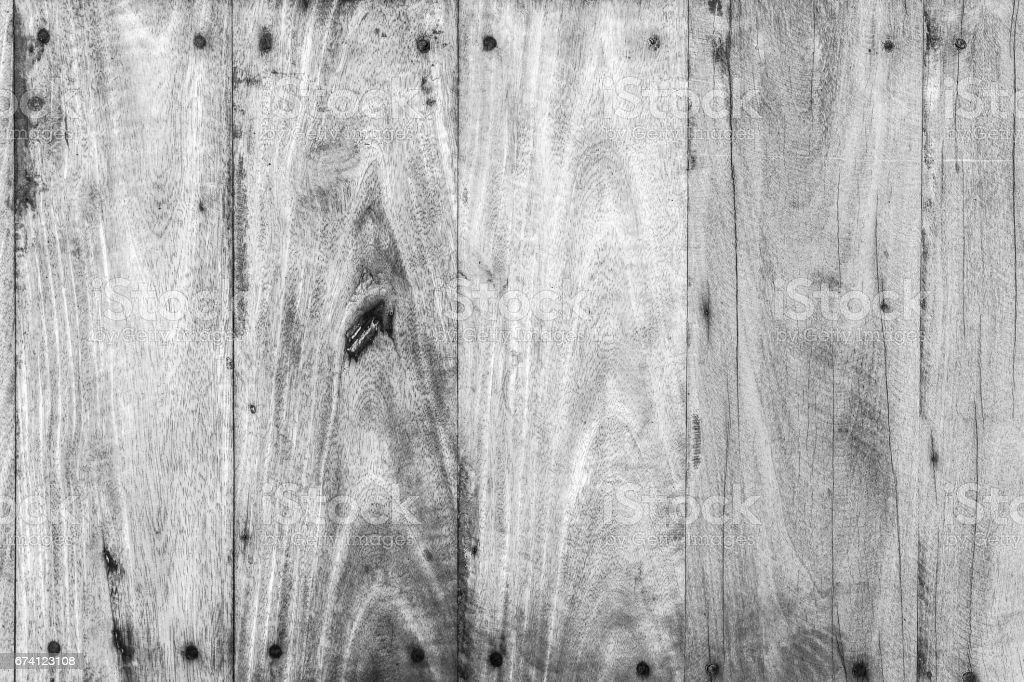 Black and white wood texture pattern background 免版稅 stock photo