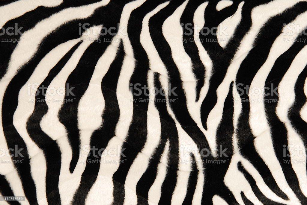 Black and white zebra print background  stock photo