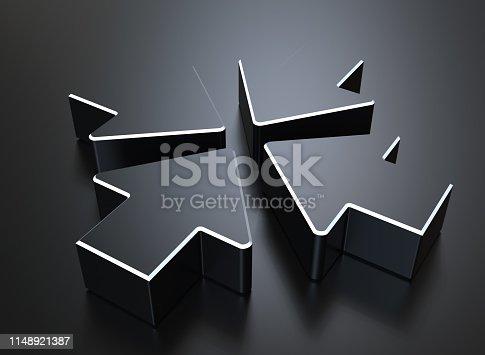 118386322istockphoto Black arrows 1148921387