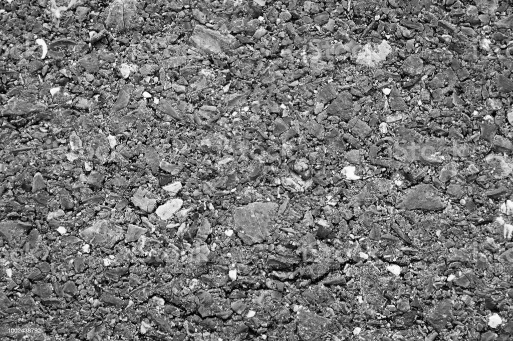 black asphalt texture. asphalt road. stone asphalt texture background...