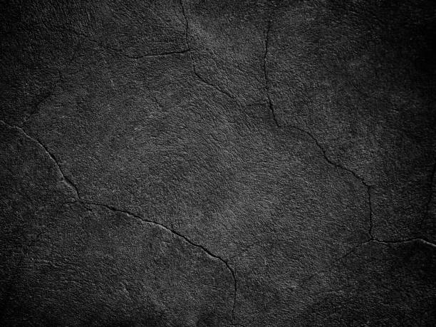 black background, dark texture wall - rough stock photos and pictures