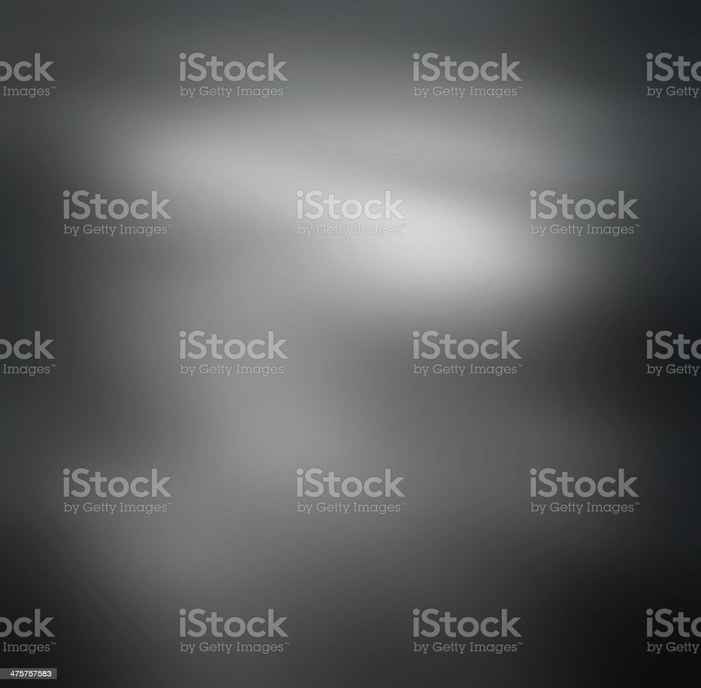 black background or luxury gray background, abstract white blurred lights stock photo