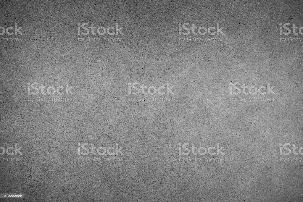 Black background. Paper Grunge background. gray background stock photo