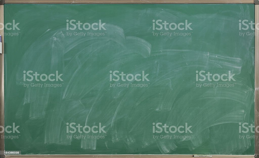 Black board royalty-free stock photo