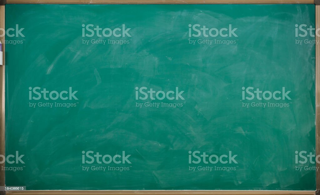 Black board royalty-free stock photo