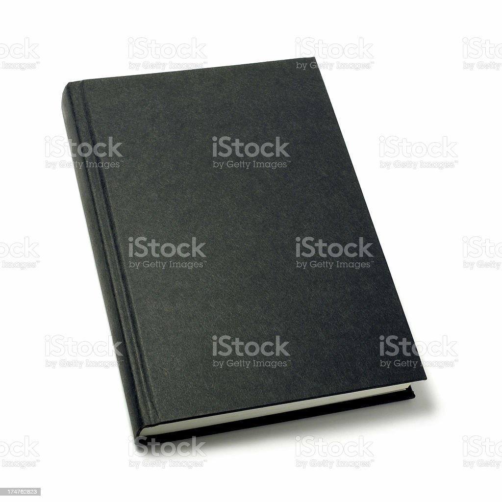 Black Book royalty-free stock photo