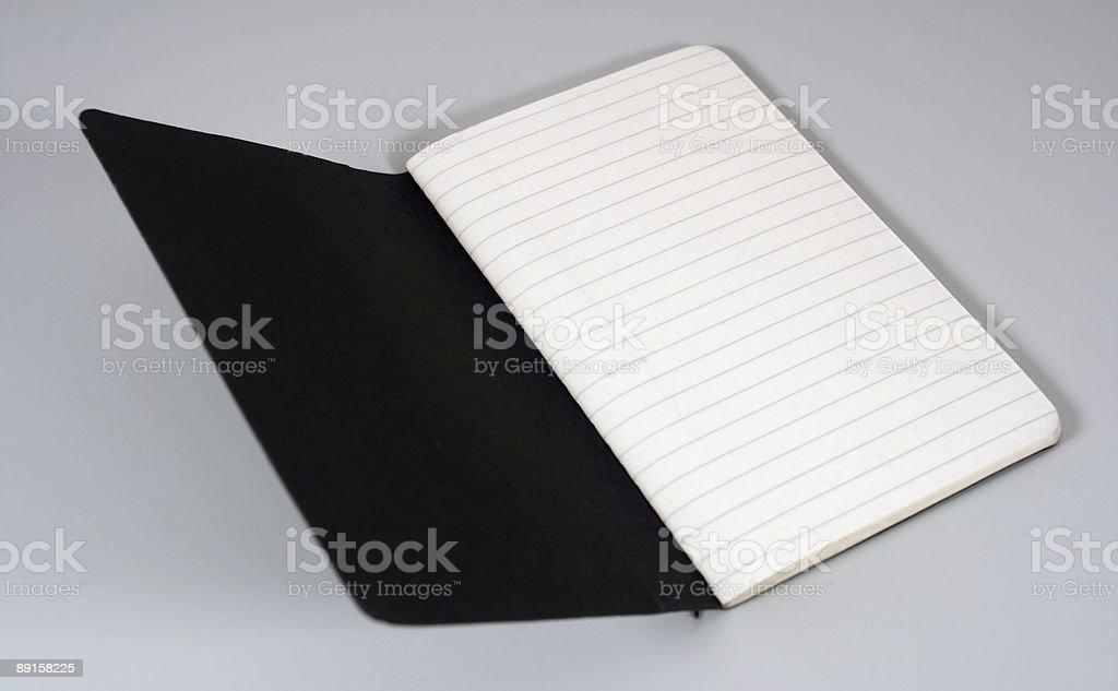 Black Book royalty-free stock photo