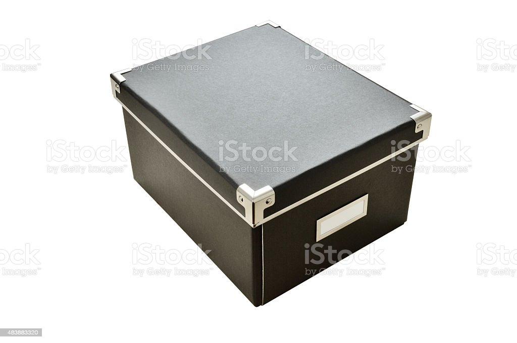Caixa negra (Traçado de Recorte) (Clique para mais informações - foto de acervo