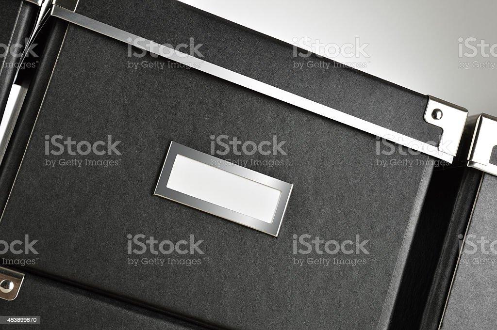 Caixa negra (Clique para mais informações - foto de acervo