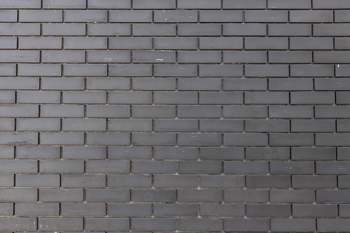 905087856 istock photo black brick wall for texture and background. 1130675588