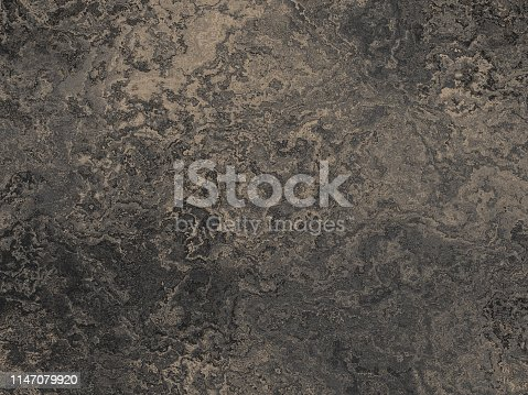 Black Bronze Brown Grunge Background Dirty Concrete Wall Stucco Texture Ombre Dark Stone Copy Space Design template for presentation, flyer, card, poster, brochure, banner
