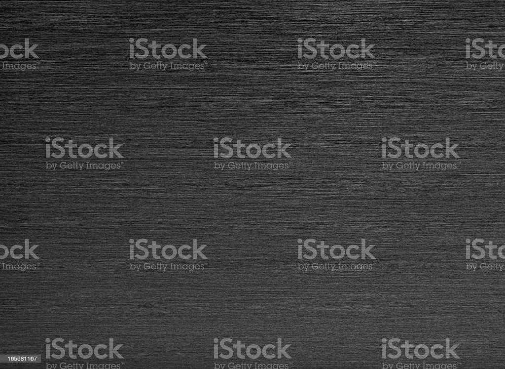 Black Brushed Metal Background stock photo