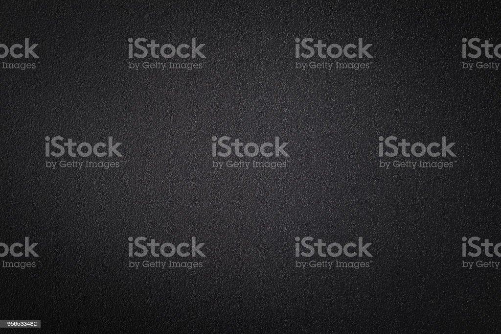black bumpy metal vignette stock photo
