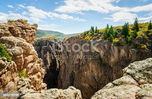 Black Canyon of the Gunnison National ParkBlack Canyon of the Gunnison National Park