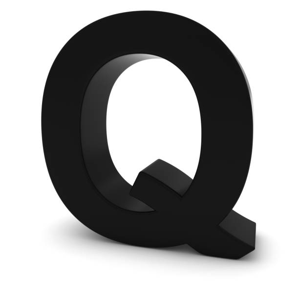 Letter Q Stock Photos, Pictures & Royalty-Free Images - iStock