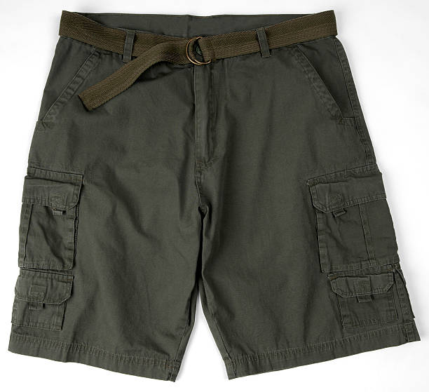 black cargo shorts with a belt black cargo shorts with a belt shorts stock pictures, royalty-free photos & images