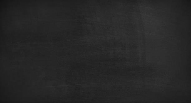 Black chalkboard texture – Foto