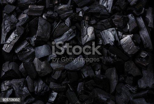 istock Black Charcoal background 925709352