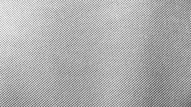 black circles. gray dots. abstract grey white background pattern. monochrome grunge texture. halftone effect. vector illustration stock photo