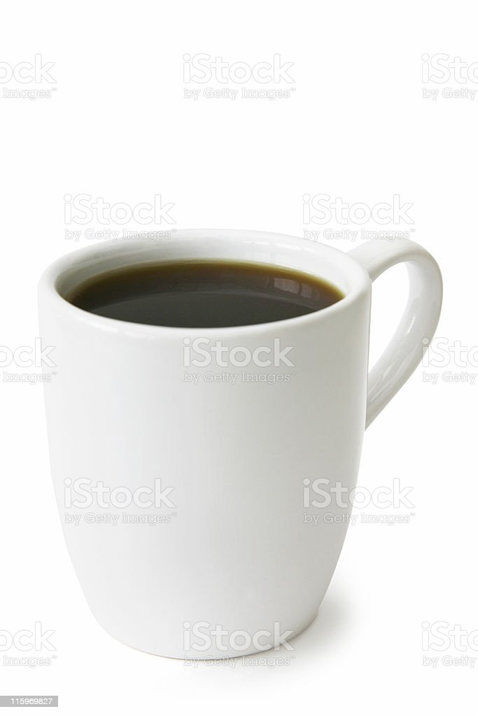 Black Coffee stock photo