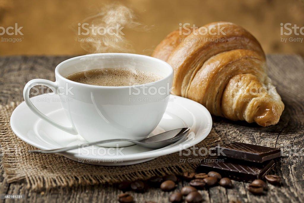 Caffè nero - foto stock