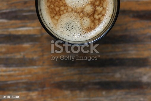 portion of coffee