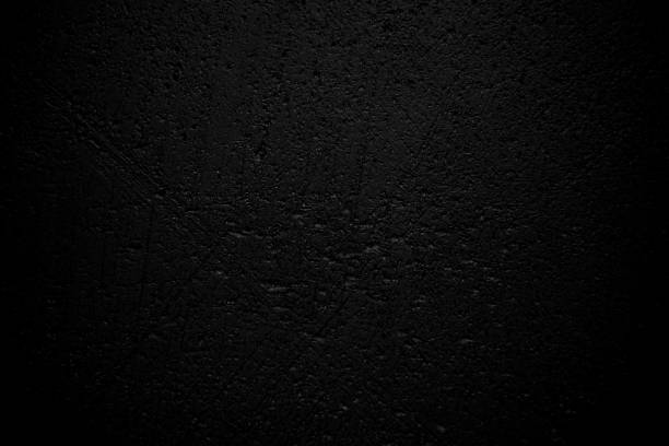 Black concrete wall texture Black concrete wall with grunge texture as background. lacquered stock pictures, royalty-free photos & images