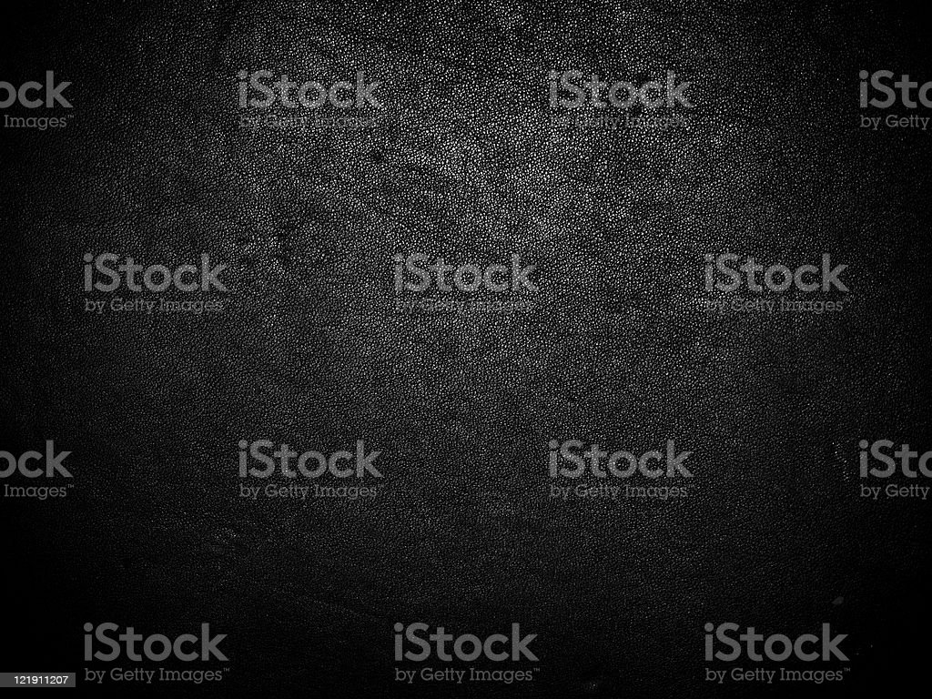 Black dark leather royalty-free stock photo