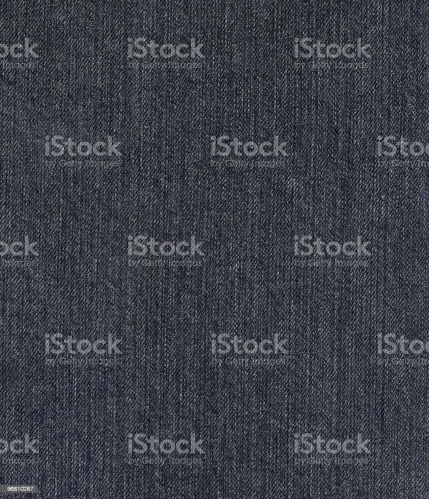 Black Denim Background royalty-free stock photo
