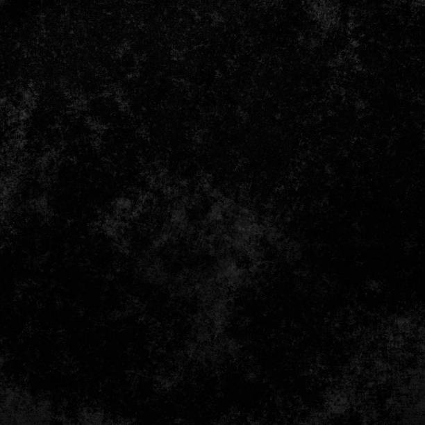 Black designed grunge texture. Vintage background with space for text or image – zdjęcie