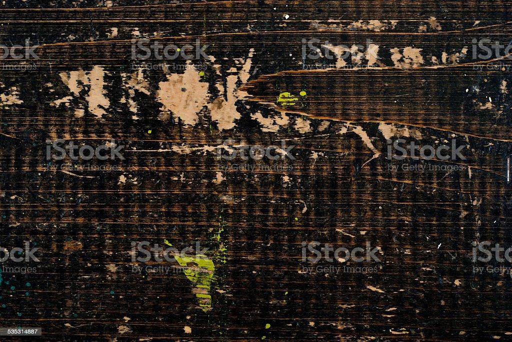 Negro, ESCRITORIO foto de stock libre de derechos