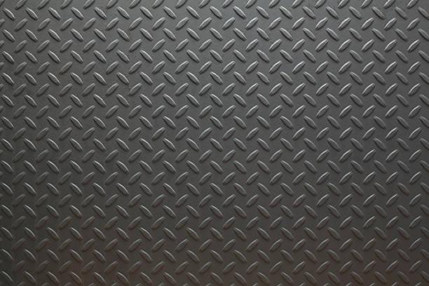black diamondplate - diamond plate background stock photos and pictures