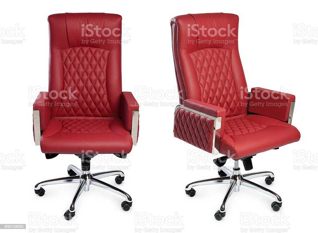 black directors chairs royalty-free stock photo