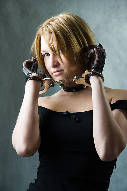 woman large Bondage in