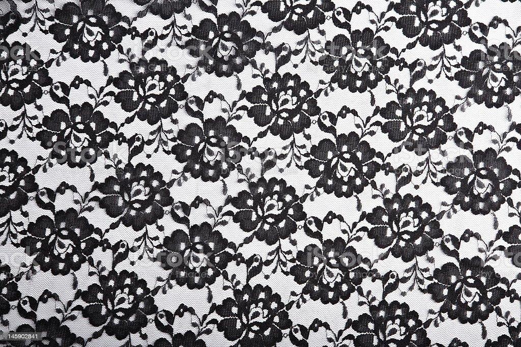 black fabric background royalty-free stock photo