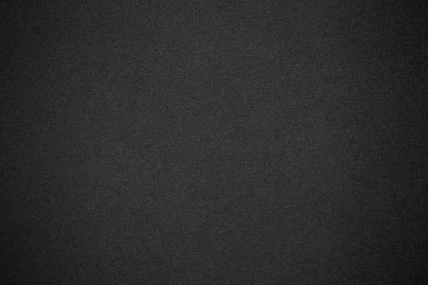 schwarzer stoff textur - textilien stock-fotos und bilder