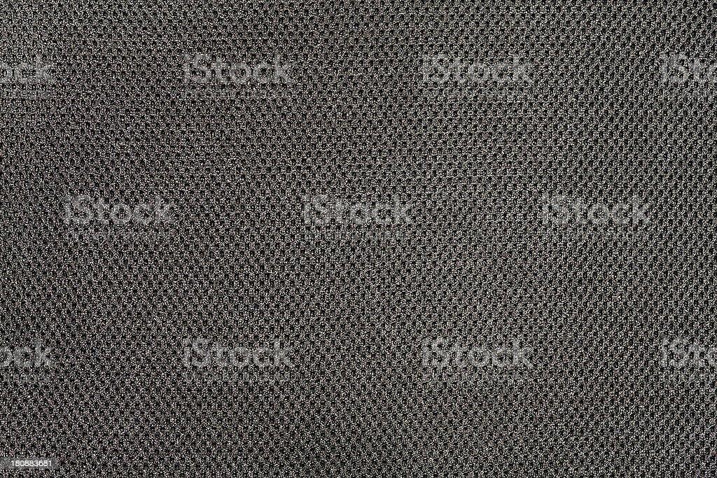 Black fabric texture royalty-free stock photo
