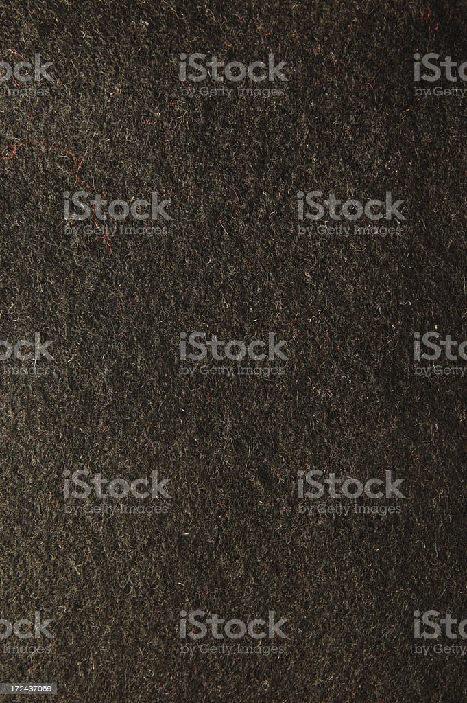 Black felt royalty-free stock photo