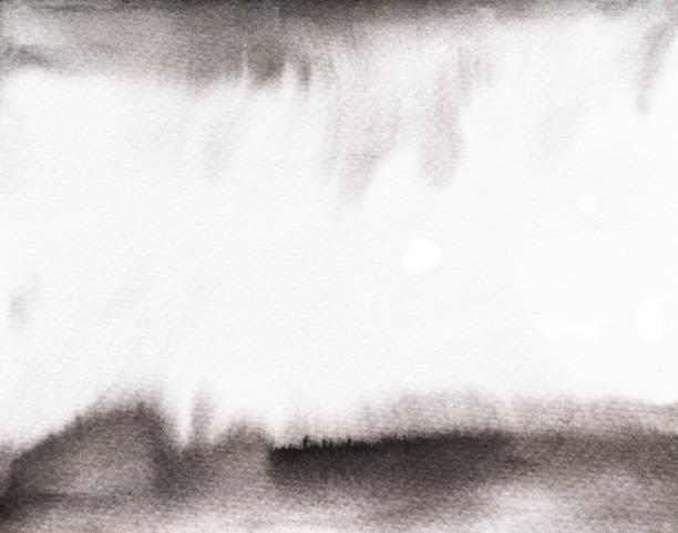 schwarzen feld und dunkle wolke in der regenzeit - farbfeldmalerei stock-fotos und bilder