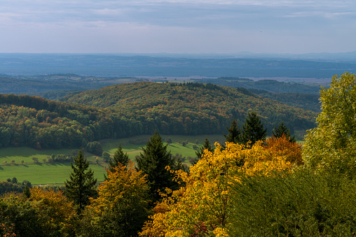 Black forest region in Germany