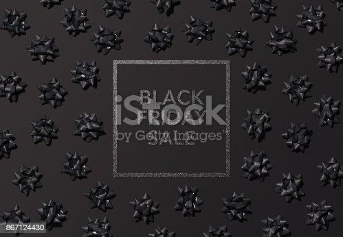 istock Black Friday Banner 867124430