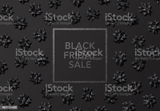 Black Friday Banner - Fotografie stock e altre immagini di Affari