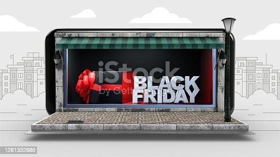 Black Color, Friday, Gift, Sale, Online Shopping