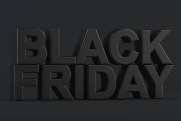 black vendredi - black friday photos et images de collection