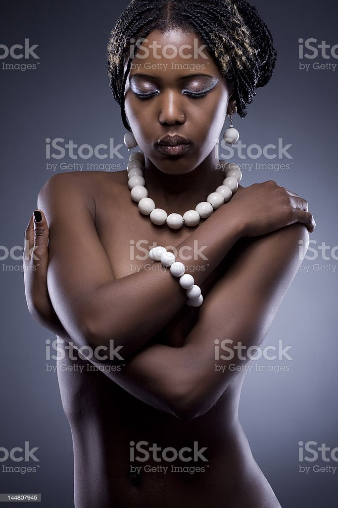 Naked black girlz