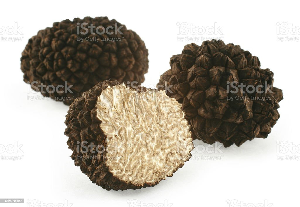 Black Gold stock photo