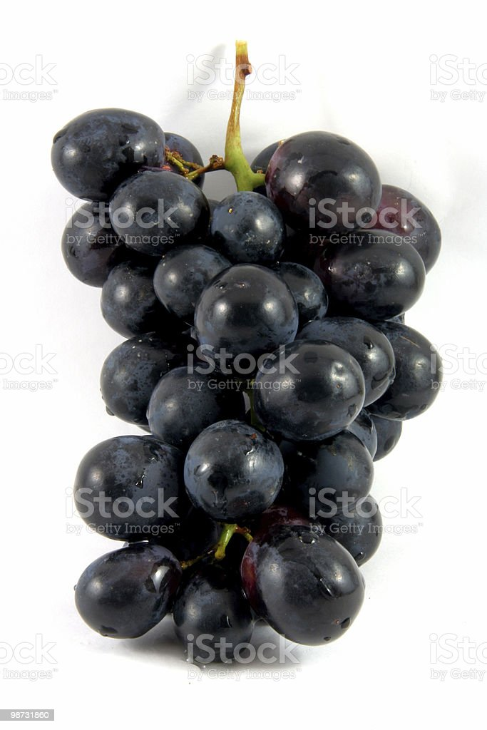 black grape royalty free stockfoto