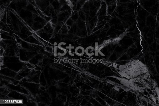 1078387922istockphoto Black gray marble background with luxury pattern texture and high resolution for design art work. Natural tiles stone. 1078387938